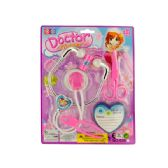 72 Units of Girls Doctor Playset - Toy Sets