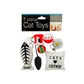 24 Units of Cat Toys Set - Pet Toys