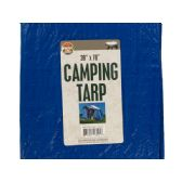 36 Units of Multi-Purpose Camping Tarp - Camping Gear