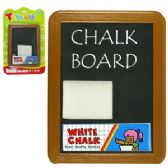 48 Units of 3 PIECE CHALK BOARD SETS. - CHALK,CHALKBOARDS,CRAYONS