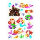 96 Units of POP UP STICKERS FOR GIRLS - Stickers