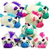 72 Units of MINI PLUSH STACKABLE UNICORNS - Plush Toys