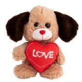 108 Units of MINI PLUSH WILD ANIMALS - Plush Toys
