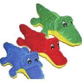 """96 Units of 7"""" Plush Velour Alligators - Plush Toys"""