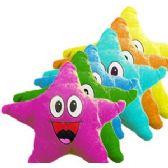 96 Units of PLUSH STARFISH. - Plush Toys