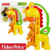 12 Units of FISHER PRICE GIRAFFE SLIDERS - Toy Sets
