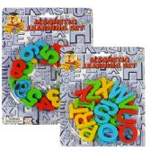 96 Units of MAGNETIC LEARNING SETS. - Refrigerator Magnets