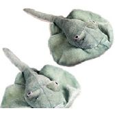 96 Units of Plush Stingrays - Plush Toys