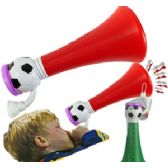 36 Units of SOCCER BALL HORNS - Sports Toys
