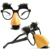 288 Units of GROUCHO DISGUISE GLASSES - Costume Accessories