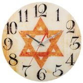 12 Units of Wall Clock Star Design