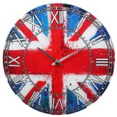 24 Units of Glass Wall Clocks