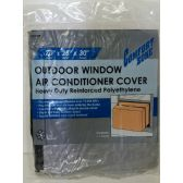 24 Units of Outdoor Window Air Conditioner Cover - Home Accessories