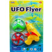 96 Units of Ufo Flyer With Two Saucers - Toy Weapons