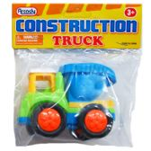 "192 Units of 3.5"" F/W CONTRUCTION TRUCK IN POLY BAG W/HEADER - Cars, Planes, Trains & Bikes"