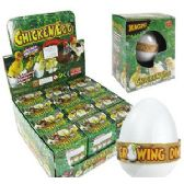 48 Units of GROWING CHICKEN EGGS - Growing Things