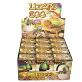 48 Units of GROWING PET LIZARD EGGS - Growing Things