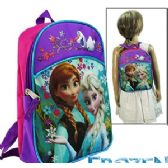 8 Units of DISNEY'S FROZEN MINI BACKPACKS. - Licensed Backpacks