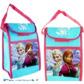 12 Units of DISNEY'S FROZEN INSUALTED LUNCH SACK - Licensed Backpacks