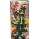 """96 Units of 9"""" M-16 MILITARY TOY RIFLE W/SPARKING ACTION TIED ON CARD"""