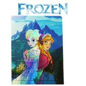 36 Units of DISNEY'S FROZEN FOIL PUZZLES. - Puzzles