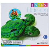 "6 Units of Intex 59""X50"" LIL' SEA TURTLE RIDE-ON, AGE 3+ IN COLOR BOX - SUMMER TOYS"