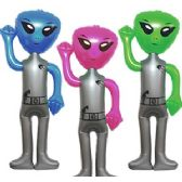 20 Units of JUMBO INFLATABLE ALIENS - Inflatables