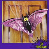48 Units of JUMBO INFLATABLE VAMPIRE BATS. - Inflatables
