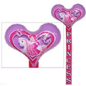48 Units of INFLATABLE PRINCESS WAND. - Inflatables