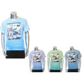 30 Units of Mens Fashion Printed T-Shirts - Mens Shirts