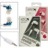 200 Units of DYNAMIC SOUND STEREO EARBUDS. - Headphones and Earbuds