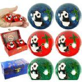 60 Units of PANDA BEAR CHINESE HEALTH BALLS - Balls