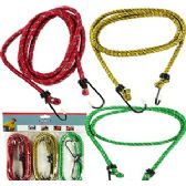 24 Units of 3 PIECE BUNGEE CORD SETS - Bungee Cords