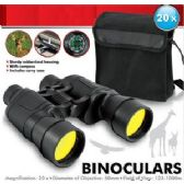 16 Units of BLACK BINOCULARS. - Binoculars & Compasses