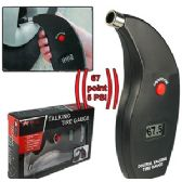 24 Units of DIGITAL TALKING TIRE GAUGE.