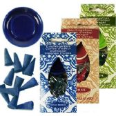 288 Units of 21 PIECE CONE INCENSE SETS - Incense