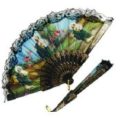 240 Units of ST JUDAS FOLDING HAND FANS