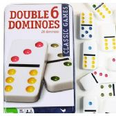 12 Units of DOUBLE 6 DOMINOES SETS - Dominoes & Chess