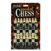 36 Units of CHESS SETS. - Dominoes & Chess