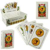 96 Units of NAIPES TAROT PLAYING CARDS.