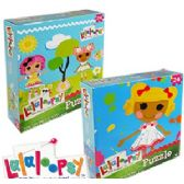 36 Units of LALALOOPSY JIGSAW PUZZLES - Puzzles