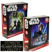 24 Units of STAR WARS JIGSAW PUZZLE COLLECTION - Puzzles