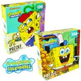 36 Units of SPONGEBOB SQUAREPANTS JIGSAW PUZZLES - Puzzles