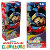 36 Units of DISNEY'S MICKEY'S CLUBHOUSE TOWER JIGSAW PUZZLES. - Puzzles