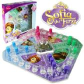 12 Units of DISNEY'S SOFIA THE 1st POP-UP GAMES - Dominoes & Chess