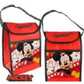 24 Units of DISNEY'S MICKEY INSUALTED LUNCH SACKS - Cooler & Lunch Bags