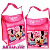 24 Units of DISNEY'S MINNIE INSUALTED LUNCH SACKS. - Cooler & Lunch Bags