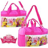 12 Units of DISNEY'S PRINCESS OVERNIGHT BAGS - Duffle Bags