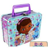 24 Units of DISNEY'S DOC MCSTUFFINS LUNCH BOXES - Cooler & Lunch Bags