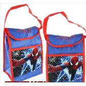 24 Units of SPIDERMAN INSUALTED LUNCH SACK. I - Cooler & Lunch Bags